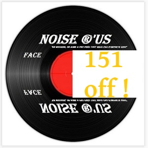 Noise R Us  #151 … Off !